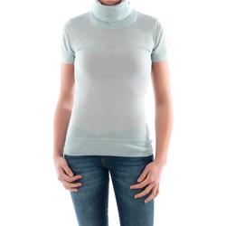 Υφασμάτινα Γυναίκα Πουλόβερ Amy Gee AMY04208 Azul claro