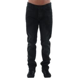Υφασμάτινα Άνδρας Τζιν σε ίσια γραμμή Calvin Klein Jeans J3DJ30I072 Negro