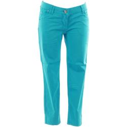 Υφασμάτινα Γυναίκα Κοντά παντελόνια Gaudi GAU03381 Azul