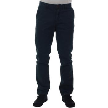 Υφασμάτινα Άνδρας Παντελόνια Chino/Carrot Glo Story Man GLM02201 Gris oscuro