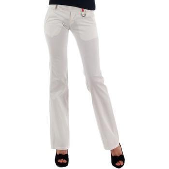 Υφασμάτινα Γυναίκα Παντελόνια Phard PHA00003 Blanco