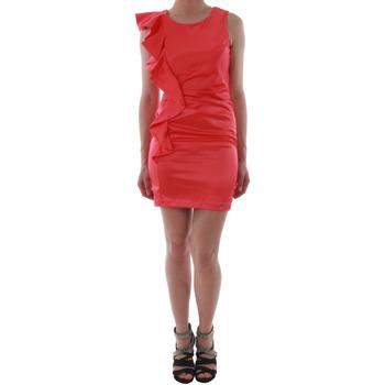 Υφασμάτινα Γυναίκα Κοντά Φορέματα Rinascimento 2045/16_CORALLO_ROSSO Coral