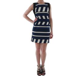 Υφασμάτινα Γυναίκα Κοντά Φορέματα Rinascimento 263023_BLUE_CINA Azul marino