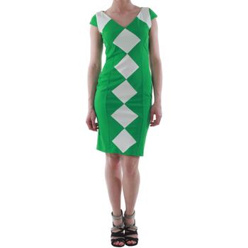 Υφασμάτινα Γυναίκα Κοντά Φορέματα Rinascimento 241012/VERDE Verde