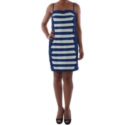 Υφασμάτινα Γυναίκα Κοντά Φορέματα Rinascimento 322B.012_BLU Azul