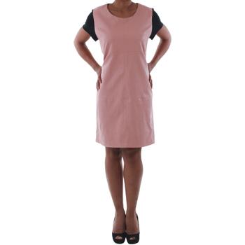 Υφασμάτινα Γυναίκα Κοντά Φορέματα Rinascimento 7694_ROSA Rosa
