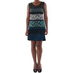 Υφασμάτινα Γυναίκα Κοντά Φορέματα Rinascimento 82029_BLU Azul marino