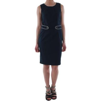 Υφασμάτινα Γυναίκα Κοντά Φορέματα Sz Collection Woman WYQ_1243_NAVY Azul marino