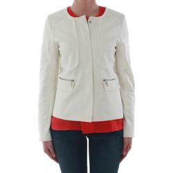 Υφασμάτινα Γυναίκα Σακάκι / Blazers Sz Collection Woman WXZ_7906_OFFWHITE Blanco roto