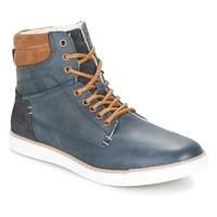 Παπούτσια Αγόρι Ψηλά Sneakers Bullboxer  μπλέ / CAMEL