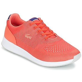Παπούτσια Γυναίκα Χαμηλά Sneakers Lacoste CHAUMONT 118 3 Ροζ