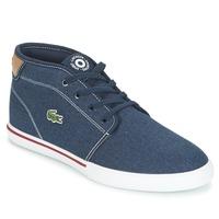 Παπούτσια Άνδρας Χαμηλά Sneakers Lacoste AMPTHILL 118 1 Μπλέ