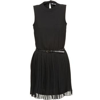 Υφασμάτινα Γυναίκα Κοντά Φορέματα Only AYO Black