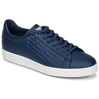 Παπούτσια Άνδρας Χαμηλά Sneakers Emporio Armani EA7 CLASSIC U Μπλέ
