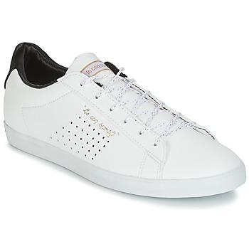 Παπούτσια Γυναίκα Χαμηλά Sneakers Le Coq Sportif AGATE LO S LEA/SATIN Άσπρο / Black
