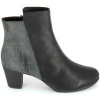 Παπούτσια Γυναίκα Μποτίνια TBS Katelyn Noir Black