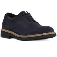Παπούτσια Άνδρας Derby Eveet CAMOSCIO BLU Blu