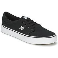 Παπούτσια Άνδρας Χαμηλά Sneakers DC Shoes TRASE TX MEN Black / Άσπρο