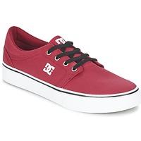 Παπούτσια Άνδρας Χαμηλά Sneakers DC Shoes TRASE TX MEN Red / Black