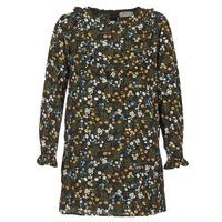 Υφασμάτινα Γυναίκα Κοντά Φορέματα Betty London HOTU Black / Multicolore