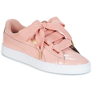 Xαμηλά Sneakers Puma BASKET HEART PATENT W'S