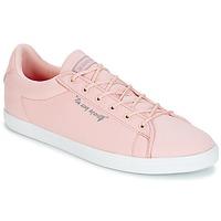 Παπούτσια Γυναίκα Χαμηλά Sneakers Le Coq Sportif AGATE LO CVS/METALLIC Ροζ