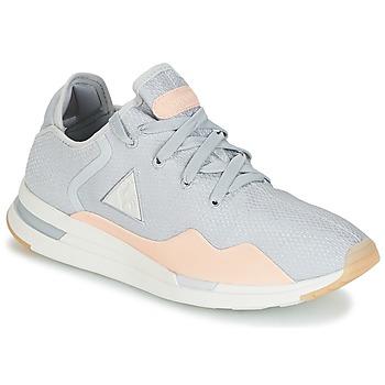 Παπούτσια Γυναίκα Χαμηλά Sneakers Le Coq Sportif SOLAS W SUMMER FLAVOR Grey / Beige