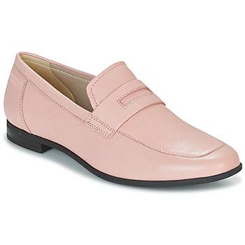 Παπούτσια Γυναίκα Μοκασσίνια Vagabond MARILYN Ροζ