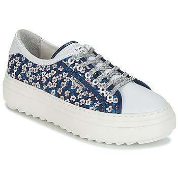 Παπούτσια Γυναίκα Χαμηλά Sneakers Serafini SOHO Μπλέ
