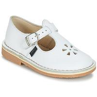 Παπούτσια Παιδί Μπαλαρίνες Aster DINGO Άσπρο