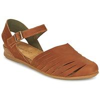 Παπούτσια Γυναίκα Σανδάλια / Πέδιλα El Naturalista STELLA Brown