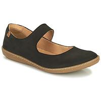 Παπούτσια Γυναίκα Μπαλαρίνες El Naturalista CORAL Black