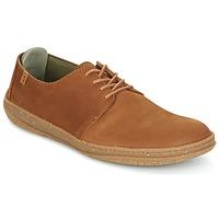 Παπούτσια Άνδρας Derby El Naturalista AMAZONIAS Brown