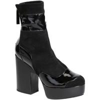 Παπούτσια Γυναίκα Μποτίνια Pierre Hardy LM05 nero