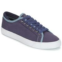 Παπούτσια Άνδρας Χαμηλά Sneakers Hackett MR CLASSIC PLIMSOLE Marine