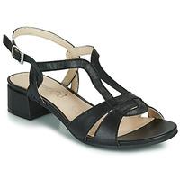 Παπούτσια Γυναίκα Σανδάλια / Πέδιλα Caprice SATIBO Black
