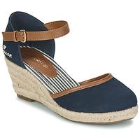 Παπούτσια Γυναίκα Σανδάλια / Πέδιλα Tom Tailor ESKIM Marine
