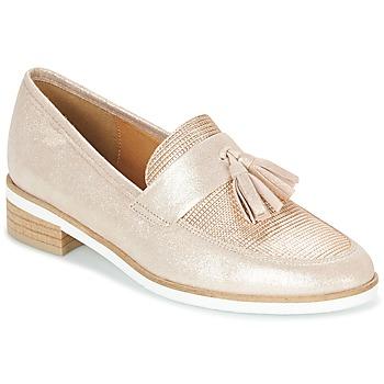Παπούτσια Γυναίκα Μοκασσίνια Karston JICOLO Gold