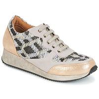 Παπούτσια Γυναίκα Χαμηλά Sneakers Karston SEMIR Beige / Gold