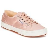 Παπούτσια Γυναίκα Χαμηλά Sneakers Superga 2750 SATIN W Ροζ
