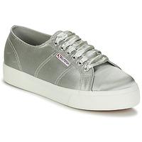 Παπούτσια Γυναίκα Χαμηλά Sneakers Superga 2730 SATIN W Grey