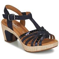 Παπούτσια Γυναίκα Σανδάλια / Πέδιλα Gabor MASTIAR Marine