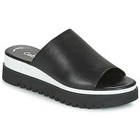 Παπούτσια Γυναίκα Τσόκαρα Gabor SORIEUX Black / Άσπρο