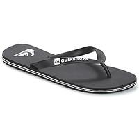 Παπούτσια Άνδρας Σαγιονάρες Quiksilver MOLOKAI M SNDL XKKW Black