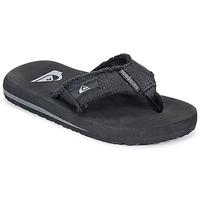 Παπούτσια Αγόρι Σαγιονάρες Quiksilver MONKEY ABYSS YT B SNDL XKKC Black