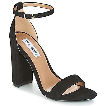 Παπούτσια Γυναίκα Σανδάλια / Πέδιλα Steve Madden CARRSON Black