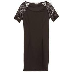 Υφασμάτινα Γυναίκα Κοντά Φορέματα Only DIVA Black