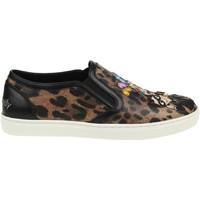 Παπούτσια Γυναίκα Slip on D&G CK0028 AG352 HA94N multicolore