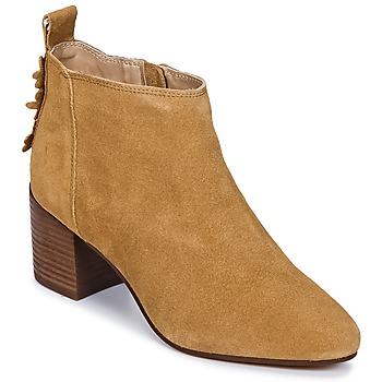 Παπούτσια Γυναίκα Μποτίνια Esprit CANDY BOOTIE Camel