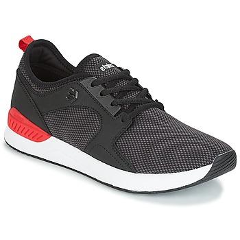 Παπούτσια Άνδρας Χαμηλά Sneakers Etnies CYPRUS SC Black / Red